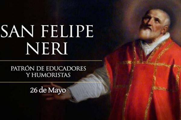 FelipeNeri 26Mayo