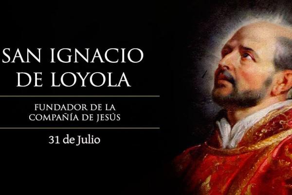 IgnacioLoyola 31Julio
