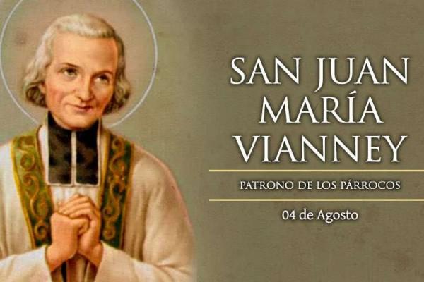 JuanMariaVianney 04Agosto