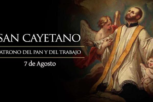 SanCayetano 7Agosto