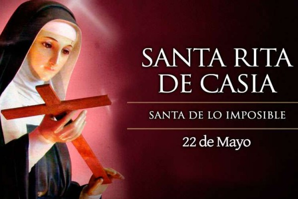 SantaRitaDeCasia 22Mayo