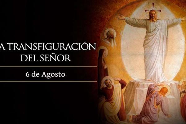 Transfiguracion 6Agosto