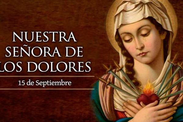 VirgenDolores 15Septiembre