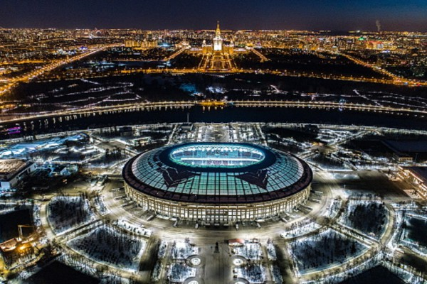 a view of the luzhniki stadium before the lights were turned off during the earth hour 2018 environmental campaign q1wgkgko65q616u4rfy5ya6r1