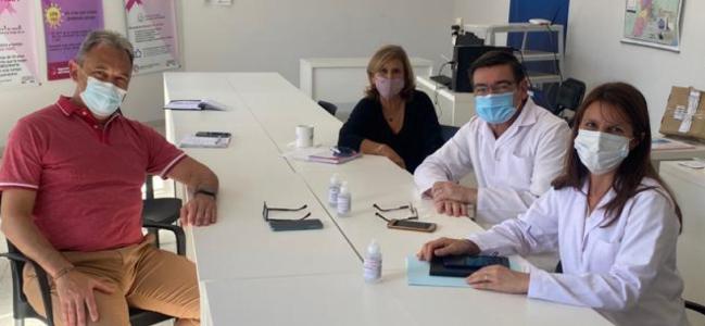 Salud avanza en la implementación de un novedoso test para la prevención del cáncer de cuello uterino
