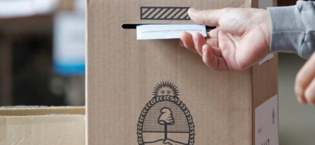 Elecciones provinciales: hoy es el cierre de listas