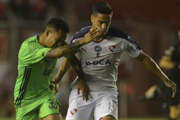 Independiente logró calmar las aguas con un triunfo sobre River.