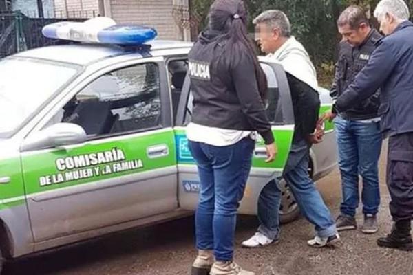 El atacante fue apresado en la localidad de Bosques, Florencio Varela.