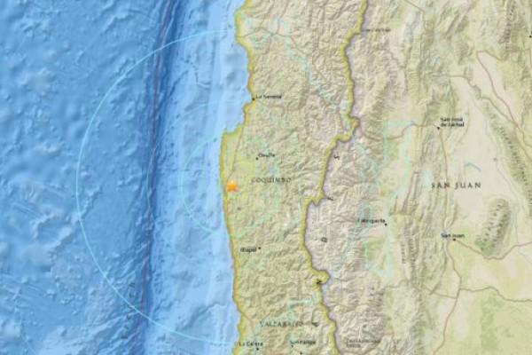 Chile entró en alerta por un nuevo sismo en el norte del país