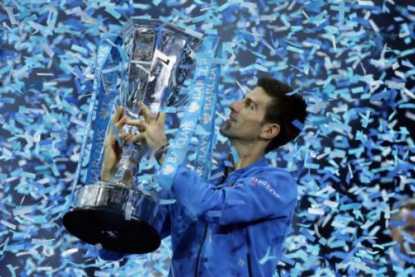 Djokovic, una bestia: venció a Federer y ganó su cuarto Masters al hilo