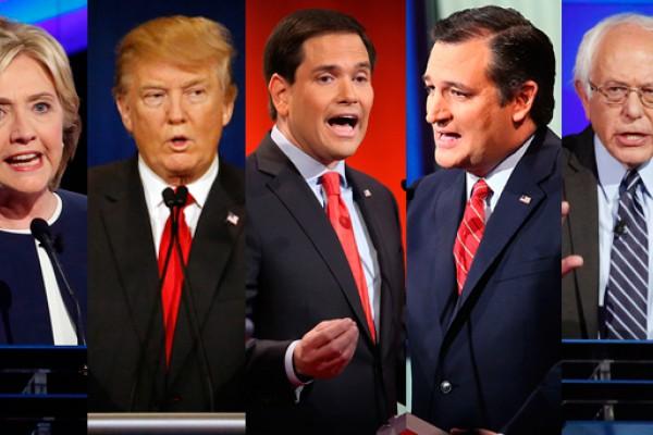Primarias en EEUU: los candidatos que aspiran a suceder a Obama
