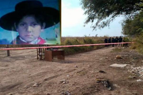 Hallan descuartizado a un nene de 11 años que estaba desaparecido