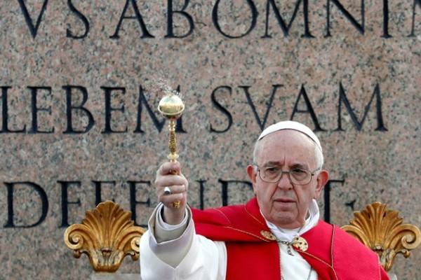 papa francisco domingo de ramos 3