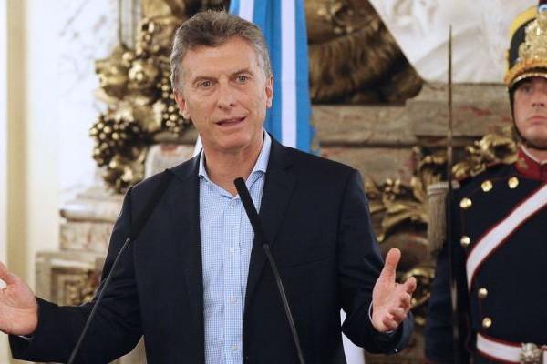 Resultado de imagen para Macri inaugura hoy un nuevo período de sesiones ordinarias del Congreso
